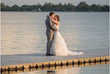 June 2015 Bay Preserve Wedding / Wedding and Reception Bay preserve at Opsrey