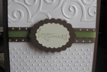 Cuttlebug and Bigshot / Creative ideas using dies and embossing folders with the Cuttlebug