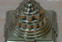 Yantras / http://www.vedicfolks.com/life-time-management/products/ritual-items/-maha-meru-ladder-of-success-to-your-life-.html