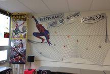 spiderman / by Tammy Meghani