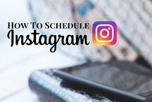 Instagram Ideas / Tips and hacks on how to use Instagram as a major marketing tool for your small business.