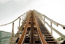 abandoned amusement parks / by Jacqueline Higdon
