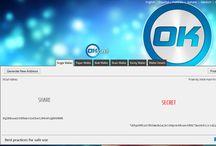OKCash - Custom Cryptocurrency