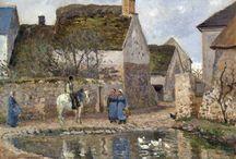 Peintre : Pissarro Camille