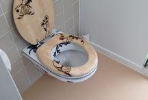 Toiletruimtes