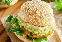Veggie Burgers | Fritters | Wraps