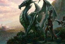 The FaSF Animals / FaSF - Fantasy and Sci-Fi