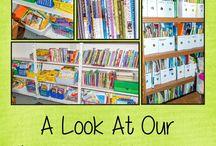 Homeschool Library