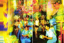 É sempre Carnaval no Brasil!