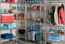 Home - Garage Storage