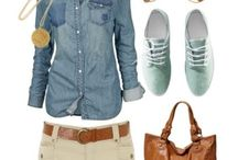 cute simple summer outfits casual