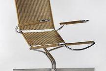 Chairs & others III / peças de mobiliário