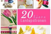 DIY - Springtime   Lente