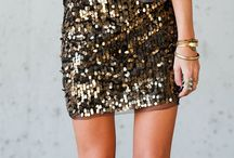 Styling | Sequin Skirt / Everyone needs a sequin skirt in their wardrobe - check out these styling ideas.