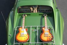 Car&guitar