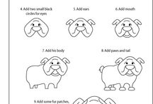 How to draw.....