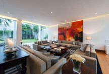Grand and Gorgeous Living Rooms
