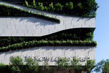 Living facades