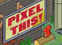 Pixel Graphics / Pixel Graphics | Pixelgrafikai munkák, alkalmazások gyűjteménye