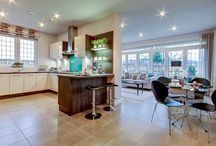 Kitchen ideas / Ideas for stunning kitchens and breakfast rooms - the heart of your home!