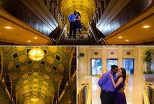 Dixie Terminal Cincinnati Engagements / Dixie Terminal Building Cincinnati Ohio Engagement Photography / by Maxim Photo Studio