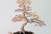 stromy z drôtu