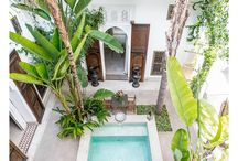 Moroccan Riads / Gorgeous Moroccan Riads to inspire you to plan a trip to wonderful Morocco