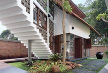 Interiors:courtyards