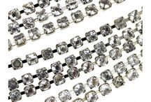 Rhinestone & Sparkly Beads