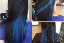 par / hair style