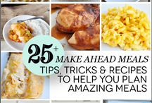 make ahead meals