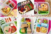 Kids Lunches / by Shauna Halstad
