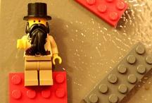 Lego closet / by Julie Voisin Zapton