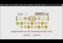 Animated Google Doodle / by Amit Barfa
