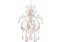 Chandelier for the Nursery