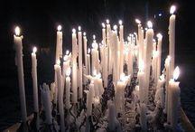 Магия свечи