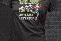 Roller derby / by Nobody