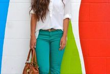 Chic clothes