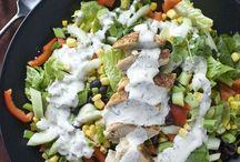 Salads / by Christina Verone Juliano