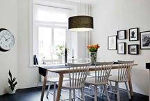 Scandinavian Style - Esszimmer