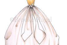návrhy šatů