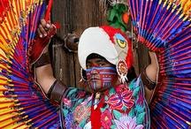 Culturas. / Culturas diferentes, tradiciones, costumbres, estc...