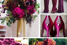 Weddings colors