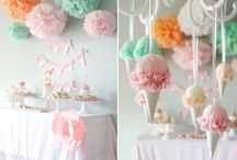 Party Parties!! / For my party planning ideas!! / by Mary Caroline Smith