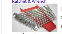Ratchet & Wrench