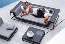 Dedon mobiliário exterior