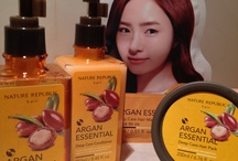 Cosmetics / I got them in Seoul