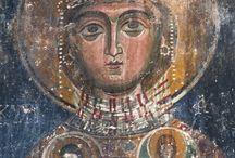 Icon of Saint Women Ikony Świętych Kobiet