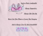 My designs selling online. / Some Tshirts I have designed for fundraising and awareness