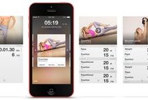myactive / Images related to our fitness app.